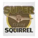 Super Flying Squirrel Bandana at Zazzle