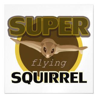 Super Flying Squirrel Magnetic Card