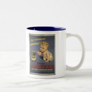 Super Foodstuffs Two-Tone Coffee Mug