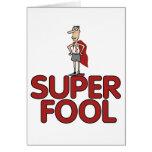 Super Fool Card