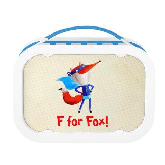 Super Fox Lunchbox