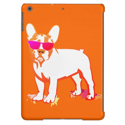Super Frenchie Bulldog Cover For iPad Air