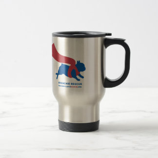 Super Frenchie Travel Mug