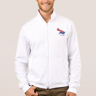 Super Frenchie Printed Jacket