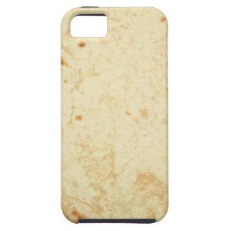 super fresh flour tortilla texture masa bueno iPhone SE/5/5s case