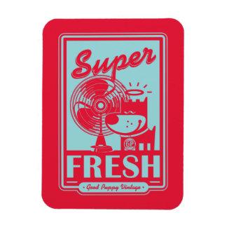 SUPER FRESH RECTANGLE MAGNETS