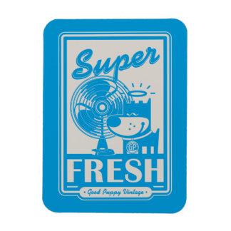 SUPER FRESH VINYL MAGNETS