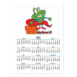 super frog fighting flies since 2011 business card templates