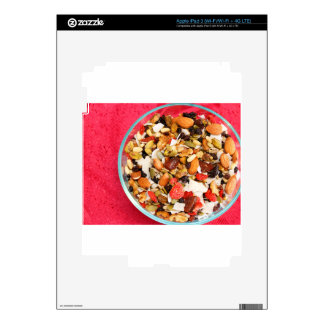 Super Fruit and Nut Mix Decals For iPad 3