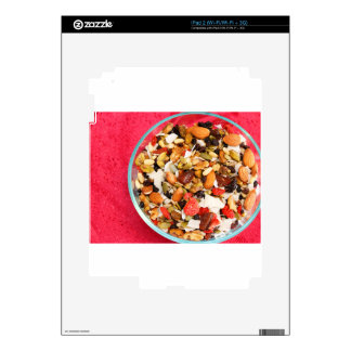 Super Fruit and Nut Mix Skins For The iPad 2