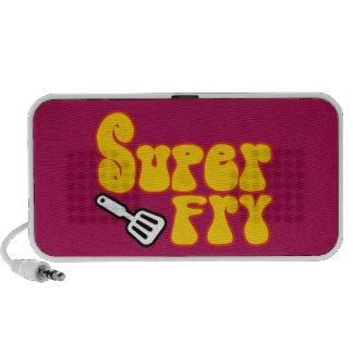 Super Fry (Funny Blaxploitation) Speakers