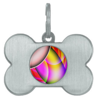 Super Fun Design Pet ID Tag