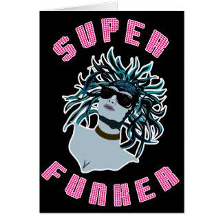 Super Funker Card