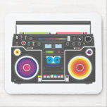 Super Funky Super Colorful Mouse Pad