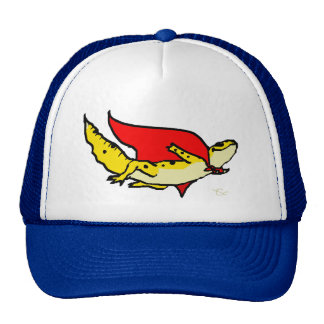 Super Gecko Trucker Hat