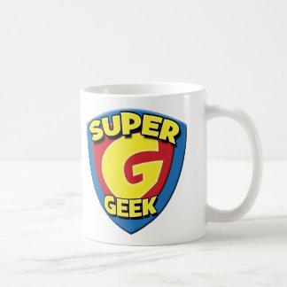 Super Geek 2008 Mug