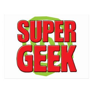 Super Geek Postcards
