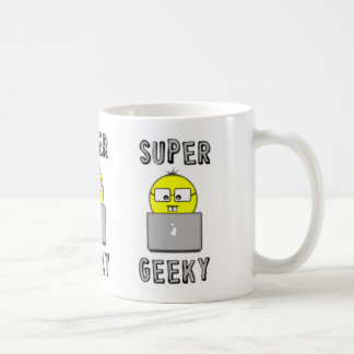 Super Geek Tech Computer Mug