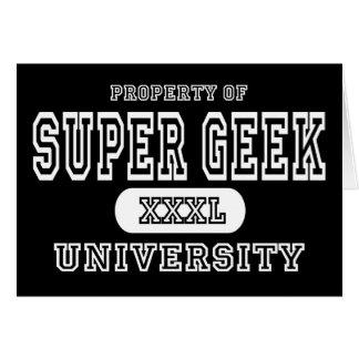 Super Geek University Dark Cards