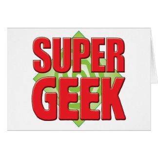 Super Geek v2 Card