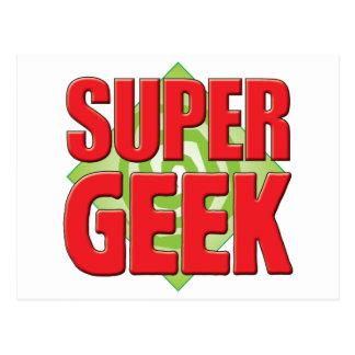 Super Geek v2 Postcards