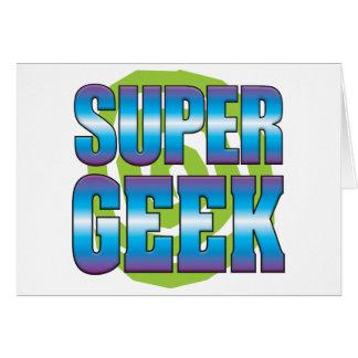 Super Geek v3 Card