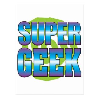 Super Geek v3 Post Card