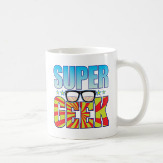 Super Geek v4 Mugs