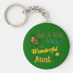 Super Gifts For Aunts Basic Round Button Keychain