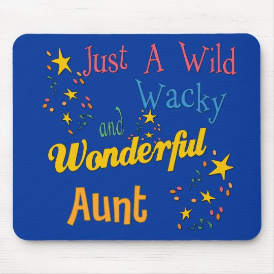Super Gifts For Aunts Mouse Pad