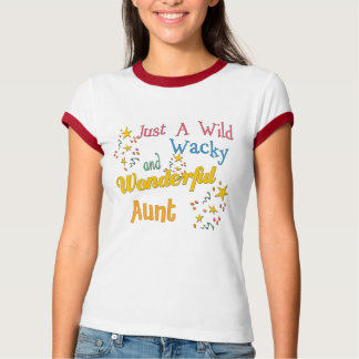 Super Gifts For Aunts T-shirts