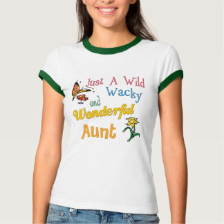 Super Gifts For Aunts T Shirts