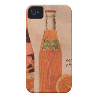 Super gifts vintage announcement refreshment Case-Mate iPhone 4 case