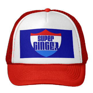 Super Ginger! Trucker Hat