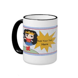 Super Girl Coffee Mug