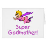 Super Godmother (Ppl) Greeting Card