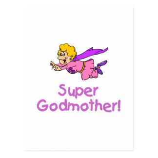 Super Godmother (Ppl) Postcard