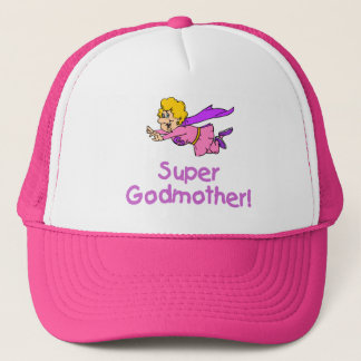 Super Godmother (Ppl) Trucker Hat