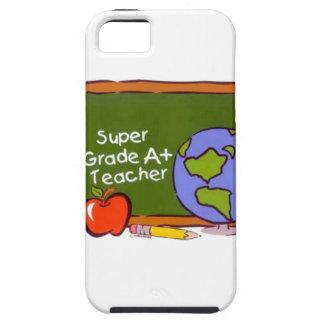 SUPER GRADE-A+ TEACHER'S  IPHONE CASE