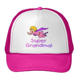 Super Grandma (Flying) Trucker Hat