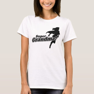 Super Grandma Grandmother Grandparent's Day T-Shirt