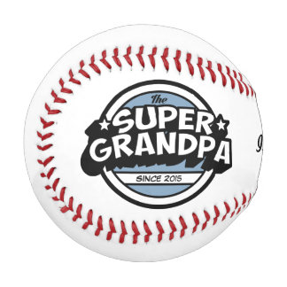 Super Grandpa Baseball