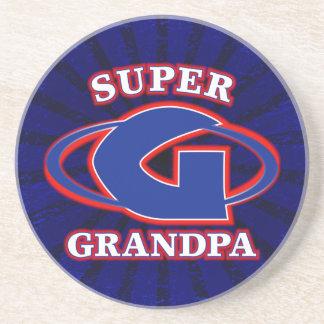 Super Grandpa Coaster