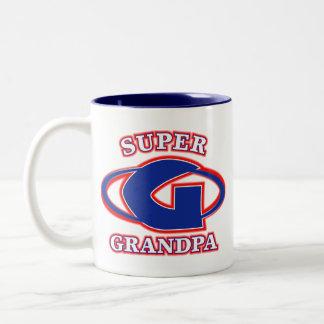 Super Grandpa Coffee Mug