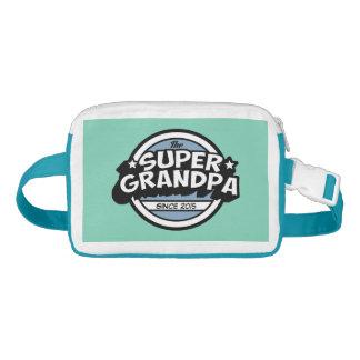 Super Grandpa - Lucite Green Fanny Pack