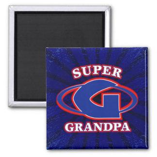 Super Grandpa Magnet
