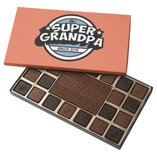 Super Grandpa - Sienna Assorted Chocolates