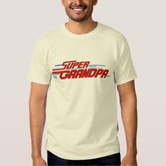 Super Grandpa Tee Shirts
