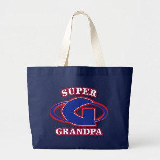 Super Grandpa Tote Bag II