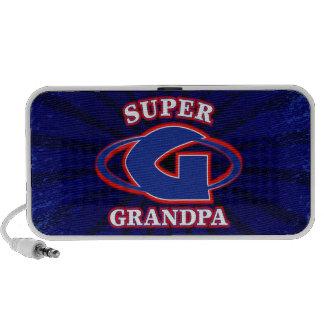 Super Grandpa USB Speaker